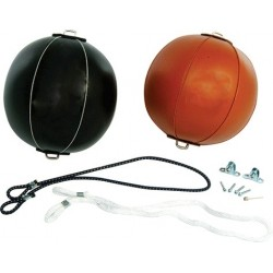 DOUBLE END STRIKING BALL (LEATHER)