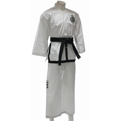 OMAS NEW ITF BLACK BELT UNIFORM