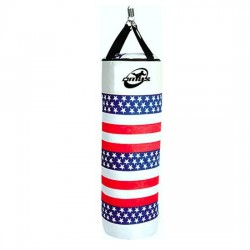 VINYL HANGING PUNCHING BAG