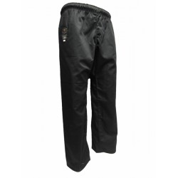 BLACK TRAINING PANTS
