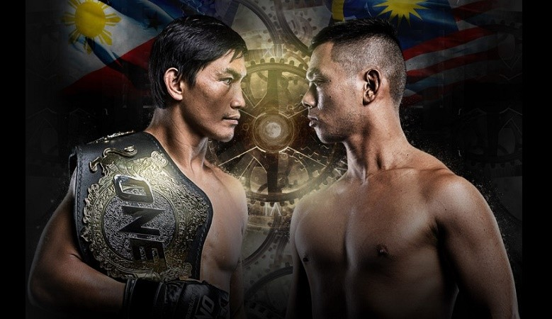 ONE FC 30 JUN 2017
