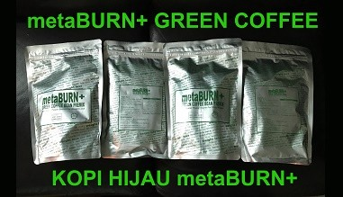 metaBURN+ GREEN COFFEE
